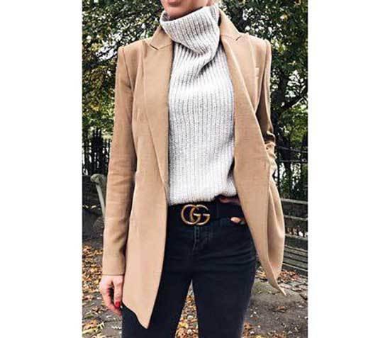 Plain Fall Outfit Ideas
