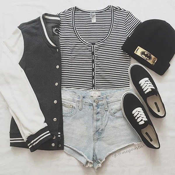 Grunge Summer Outfits