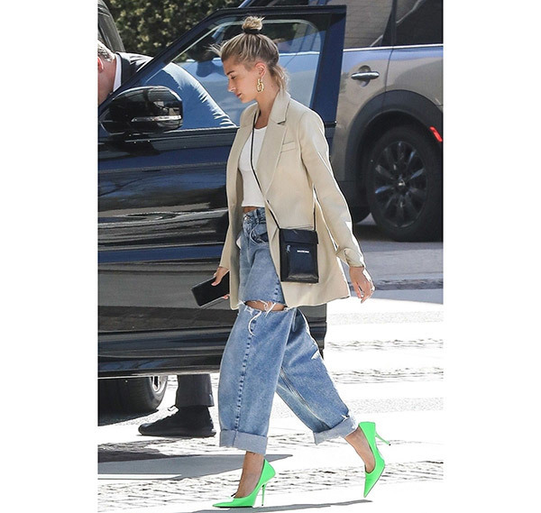 Celebrity Street Style Outfits