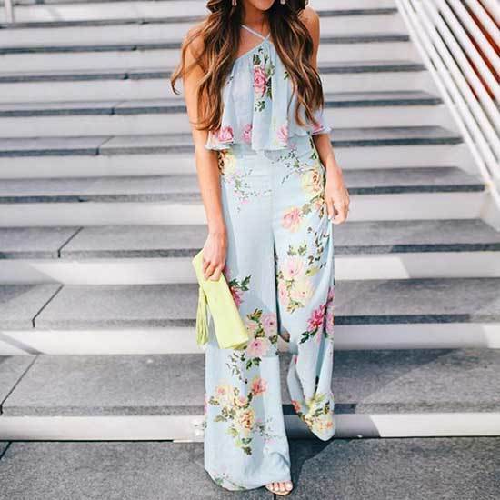Jumpsuit Outfits for Ladies