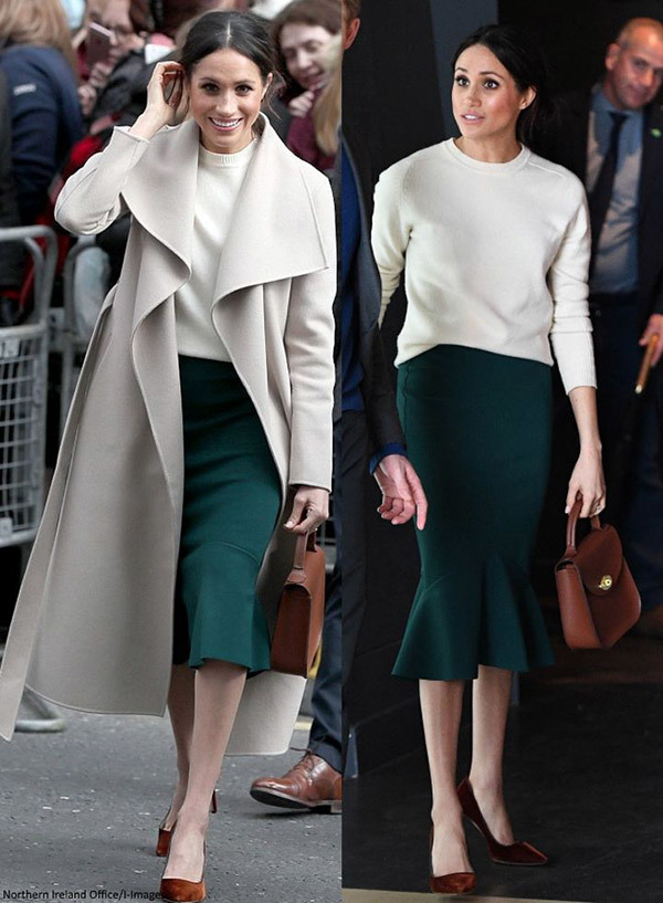 Meghan Markle Outfits 2019