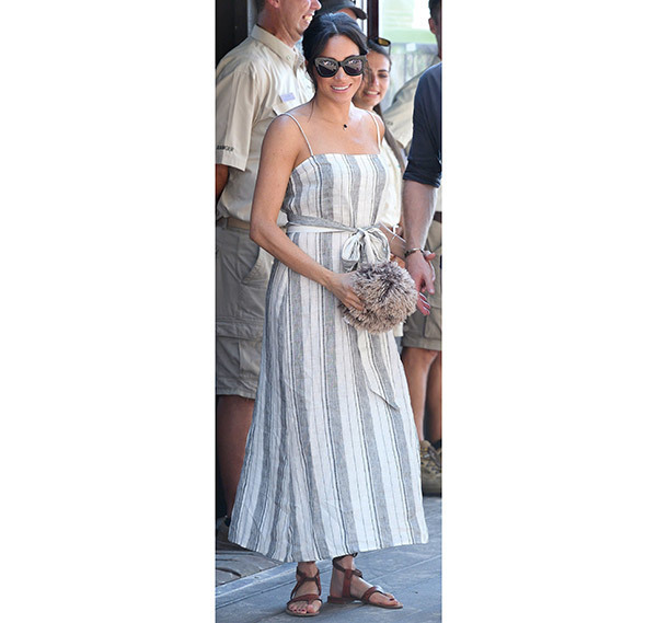 Meghan Markle Vacation Outfits