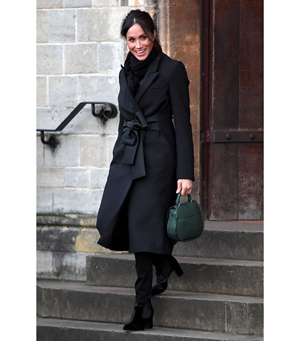 Meghan Markle Coat Outfits