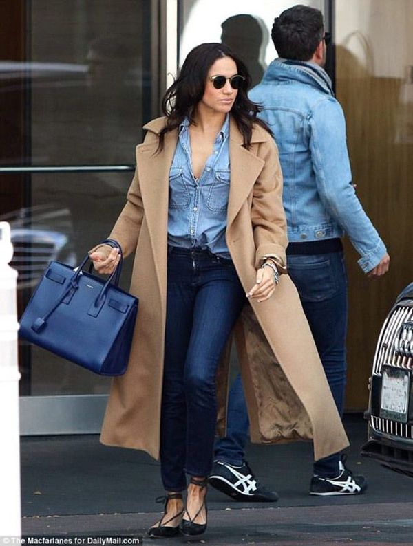 Meghan Markle Daily Outfits