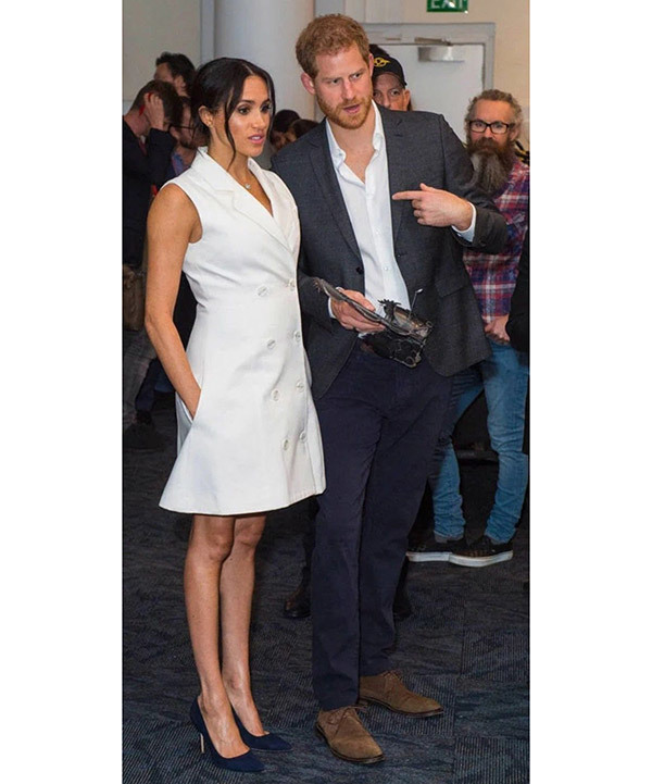 Stylish Meghan Markle Outfits