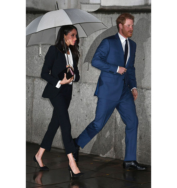 Meghan Markle Suits Outfits