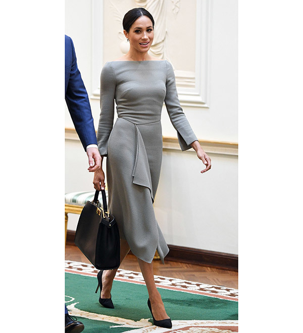 Meghan Markle Gown Outfits