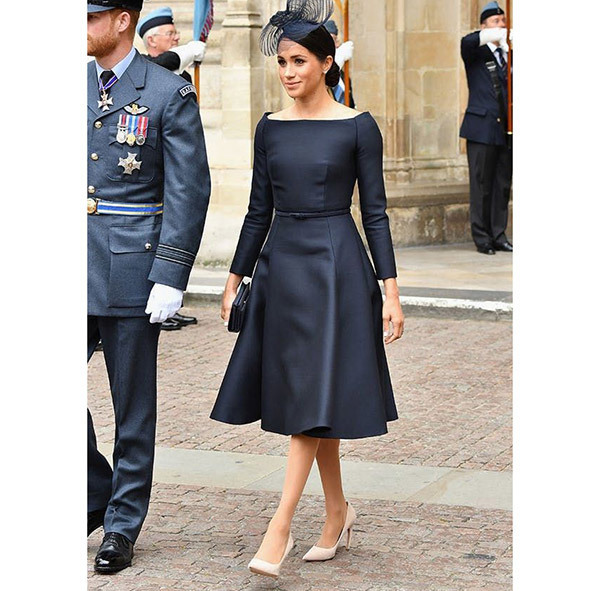 Meghan Markle Chic Outfits