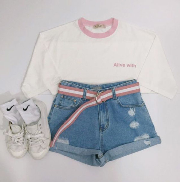 Pink Summer Outfits