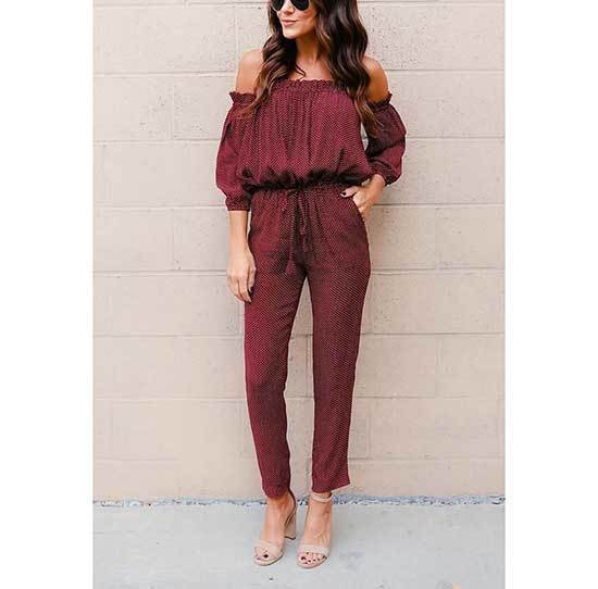 Casual Jumpsuit Outfits