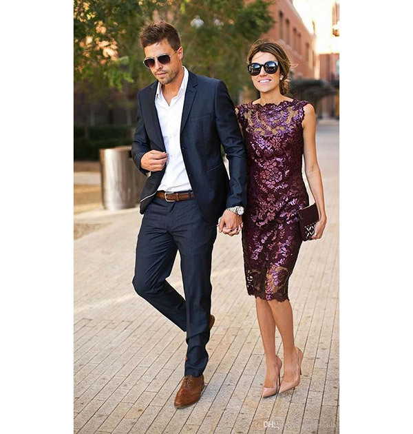 Semi Formal Party Outfits for Men