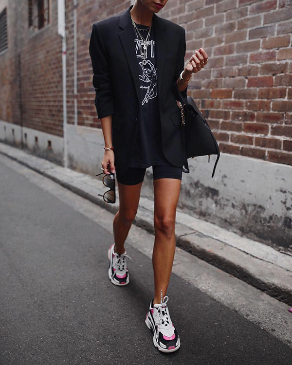 Black Street Style Outfits