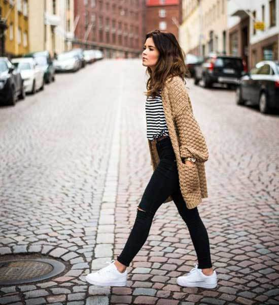 Street Style Fall Outfit Ideas