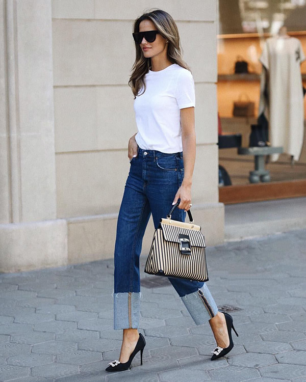 Street Style Denim Outfits