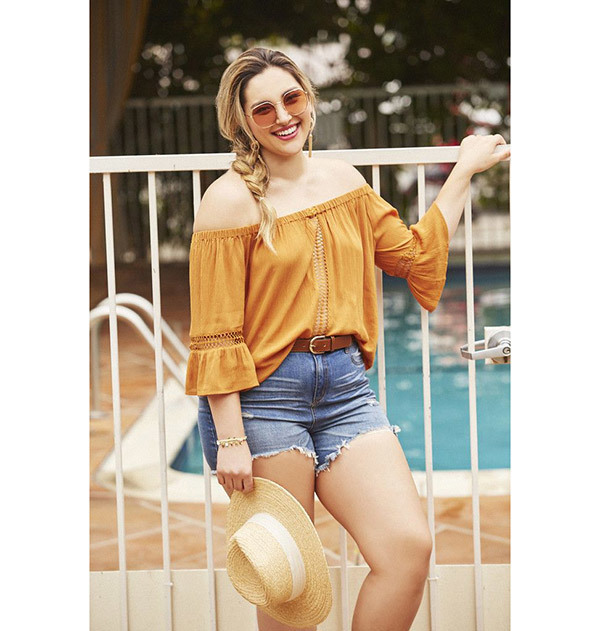 Trendy Plus Size Summer Outfits