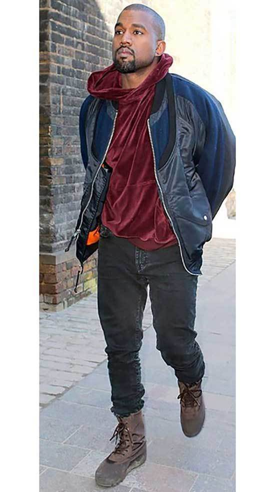 Kanye West Outfits-28