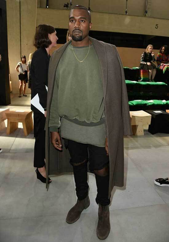Kanye West Outfits-40