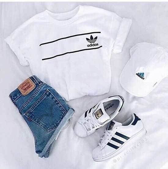 Aesthetic Summer Outfits