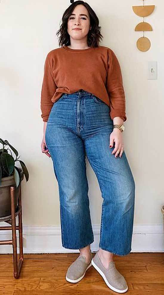 Casual Plus Size Urban Outfits