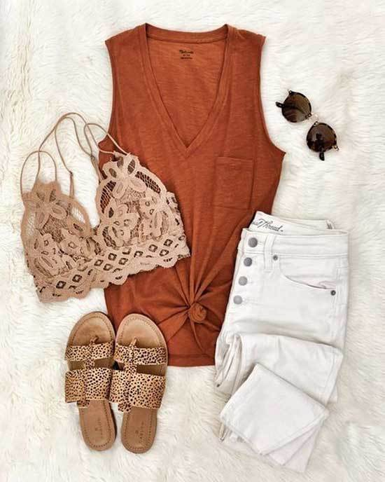 Fashionable Spring Outfits