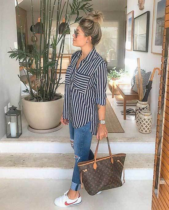 Street Style Spring Outfits