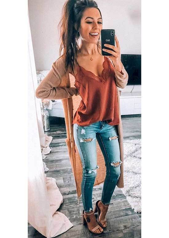 Casual Spring Styles