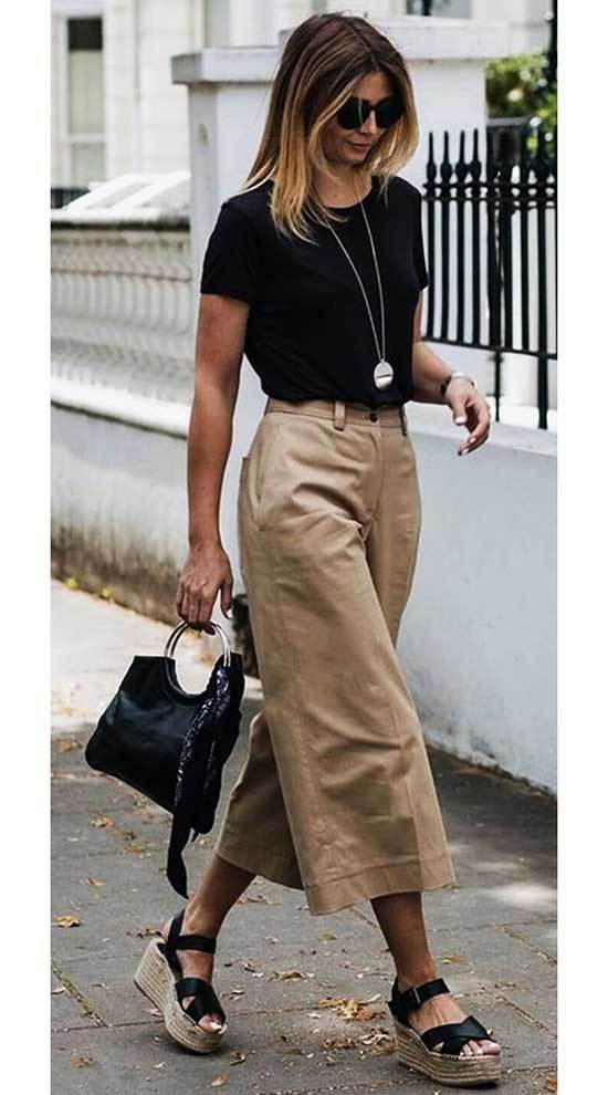 Street Style Business Casual Outfits