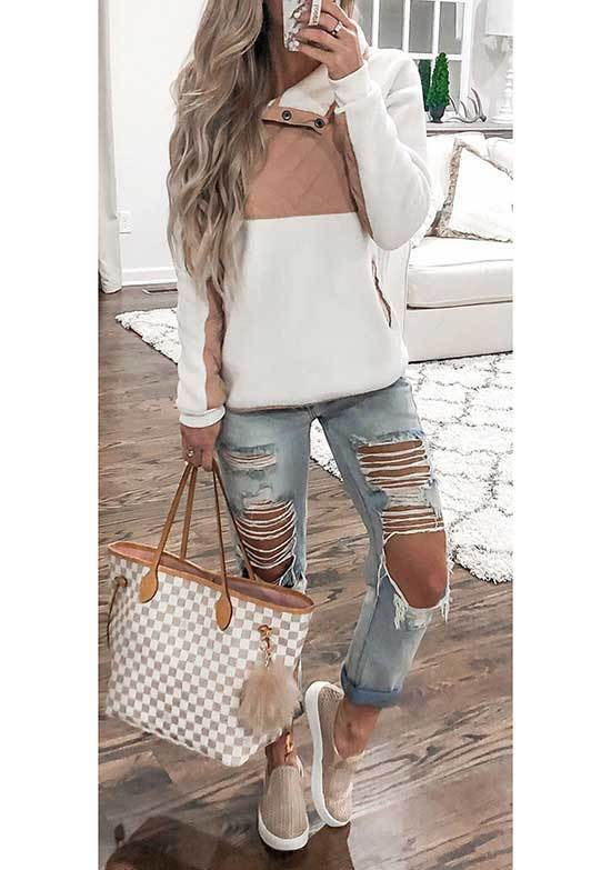 Comfortable Spring Outfits