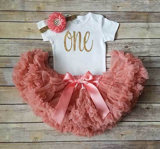 Stylish First Birthday Outfits
