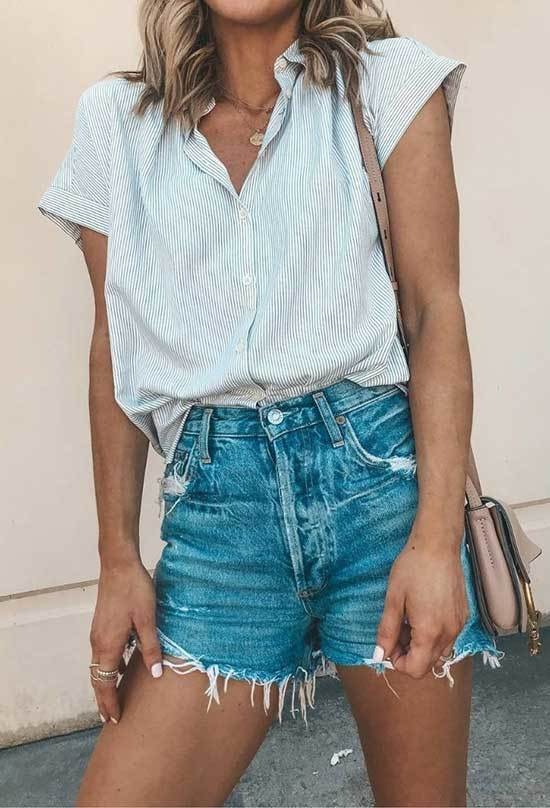 Jean Summer Outfits