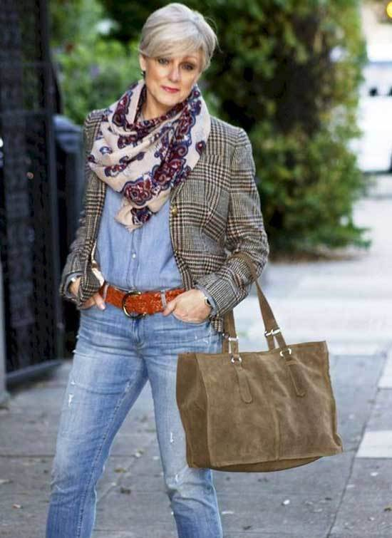 2019 Fall Fashion for Women Over 50 with 50+ Ideas- Outfit ...