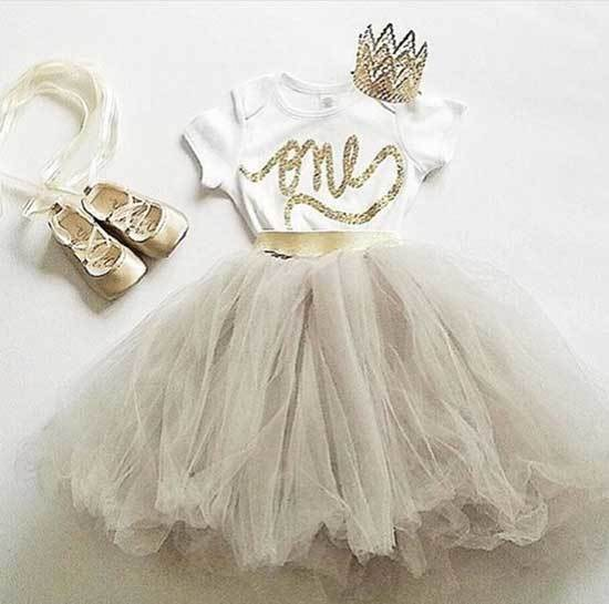 Cutest First Birthday Outfits