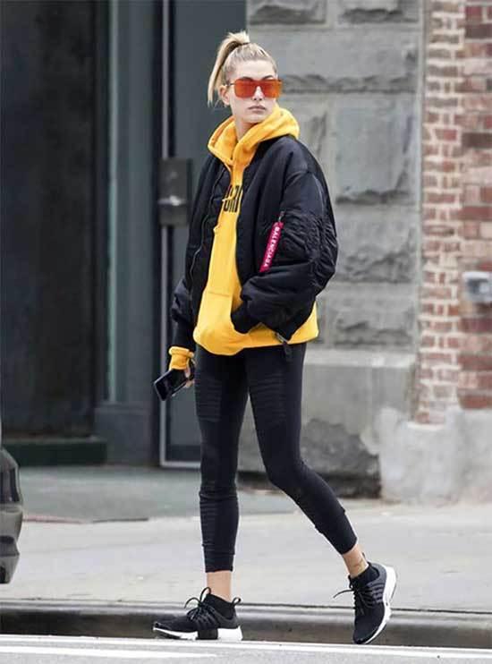 Street Style Hailey Baldwin Outfits