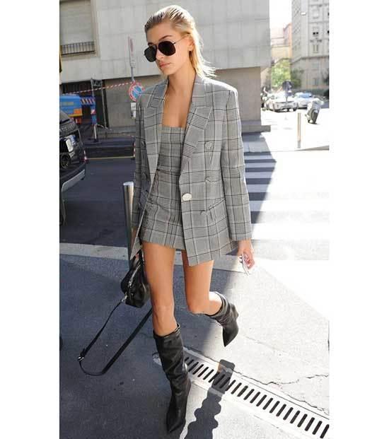 Hailey Baldwin Fashion Outfits