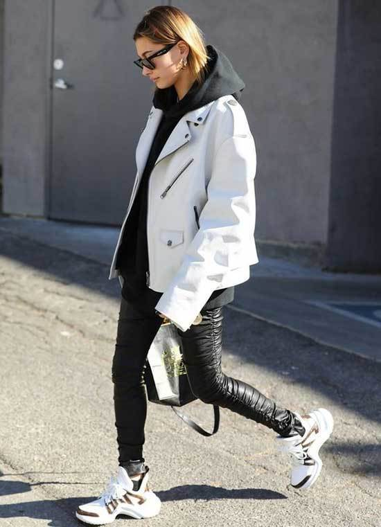 Hailey Baldwin Outfits 2019