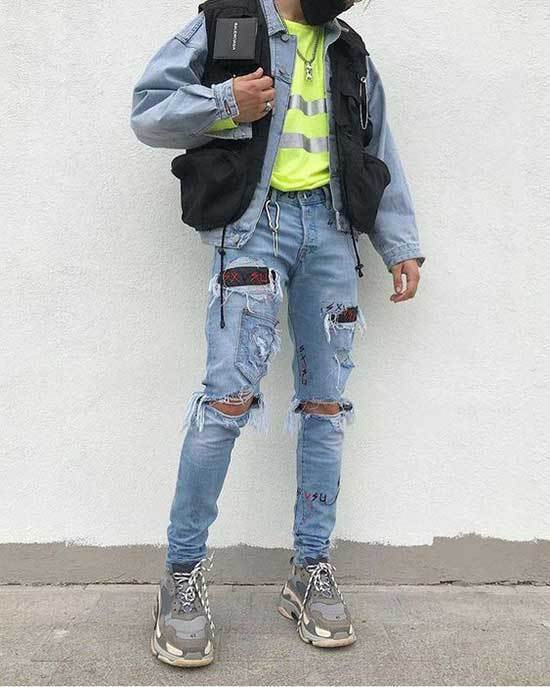 Hypebeast Swag Outfits for Guys