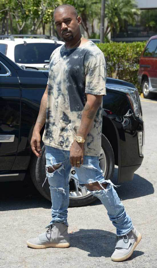 Kanye West Fashion Outfits