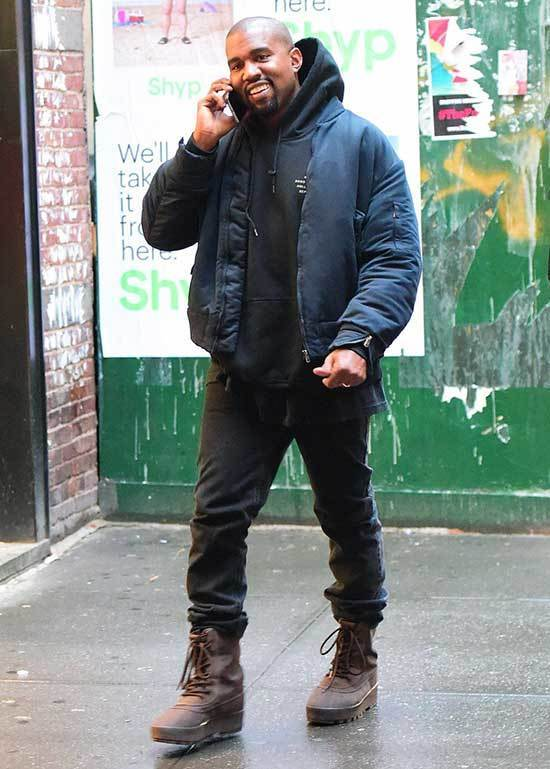 Best Kanye West Outfits