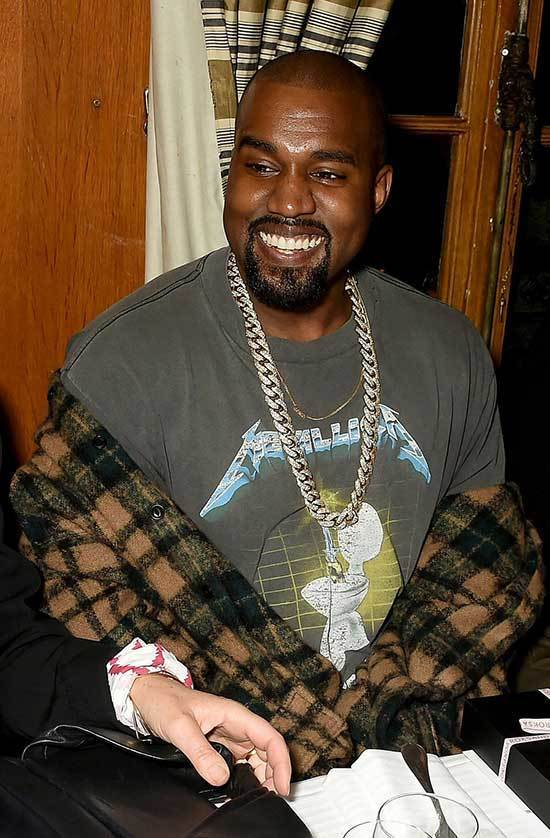 Kanye West Shirt Outfits
