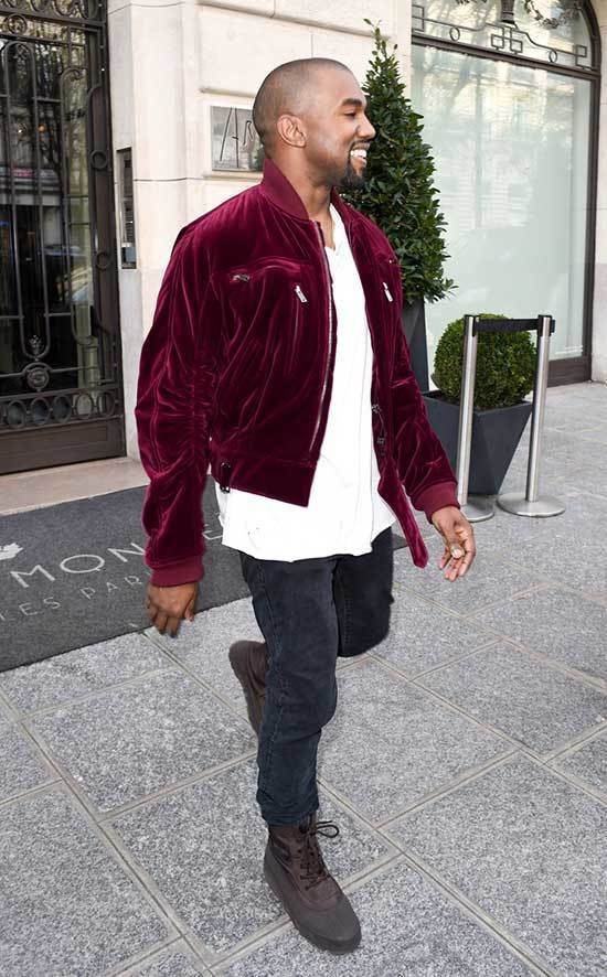 Kanye West Jacket Outfits