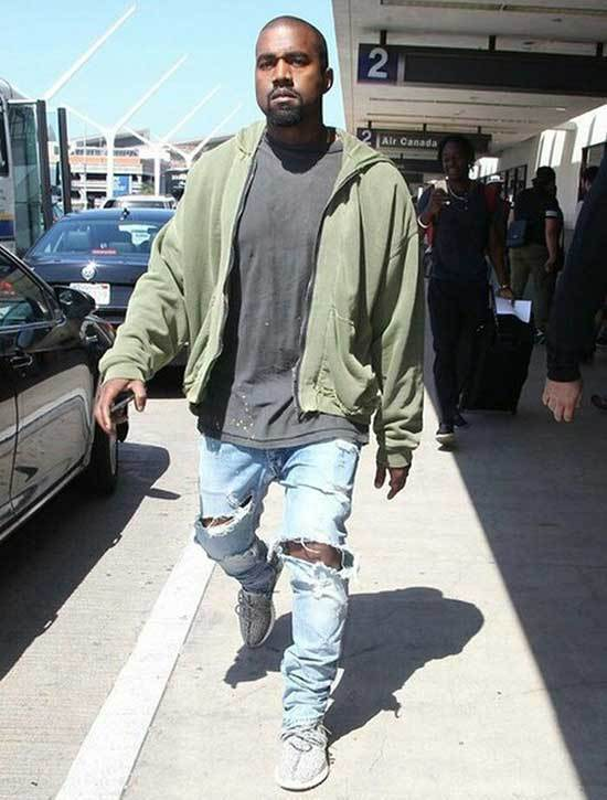 Kanye West Jeans Outfits