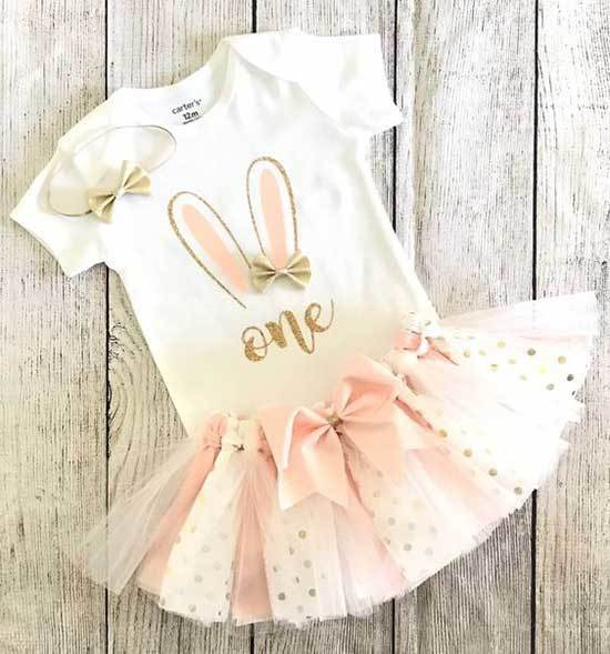Baby First Birthday Outfits