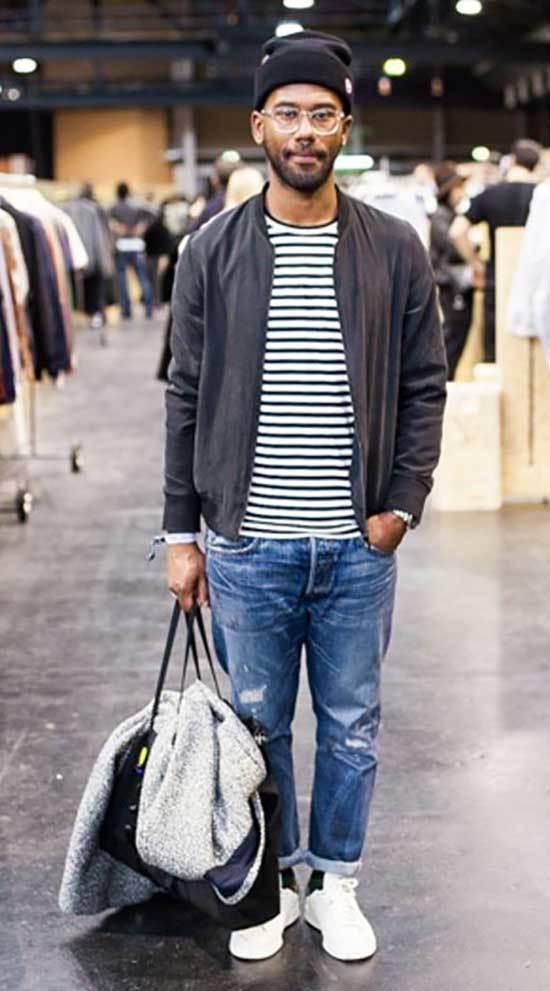Mens Berlin Streetwear Outfits