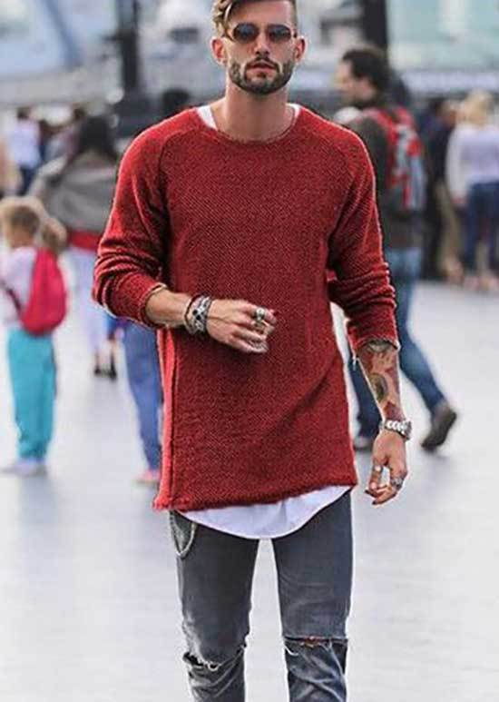 Mens Cute Streetwear Outfits