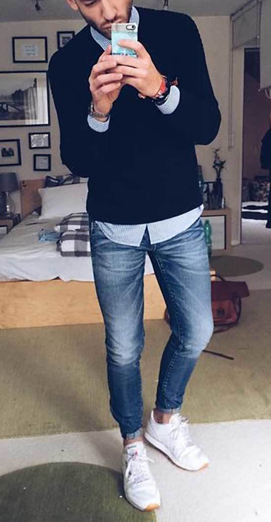 Mens Simple Streetwear Outfits