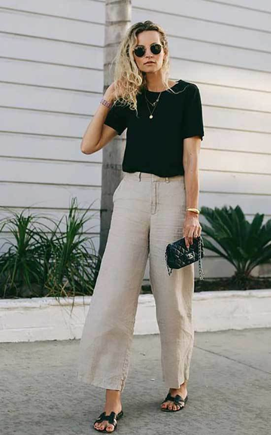 Minimalist Business Casual Outfits