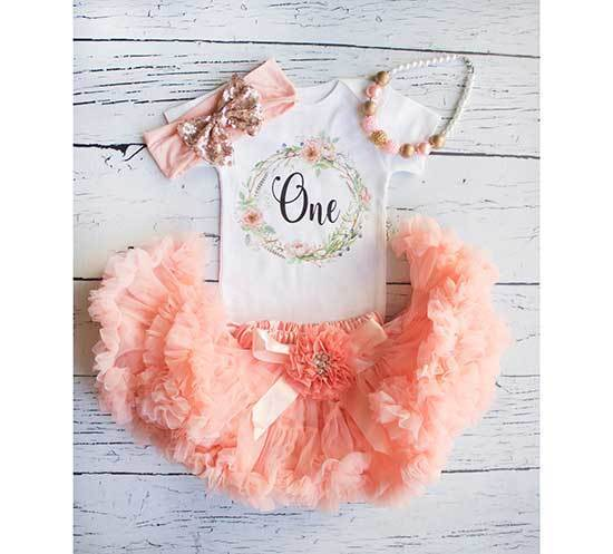 First Birthday Tutu Outfits