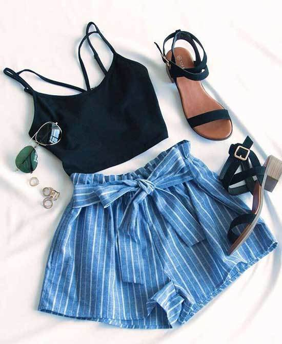 Chic Summer Outfits