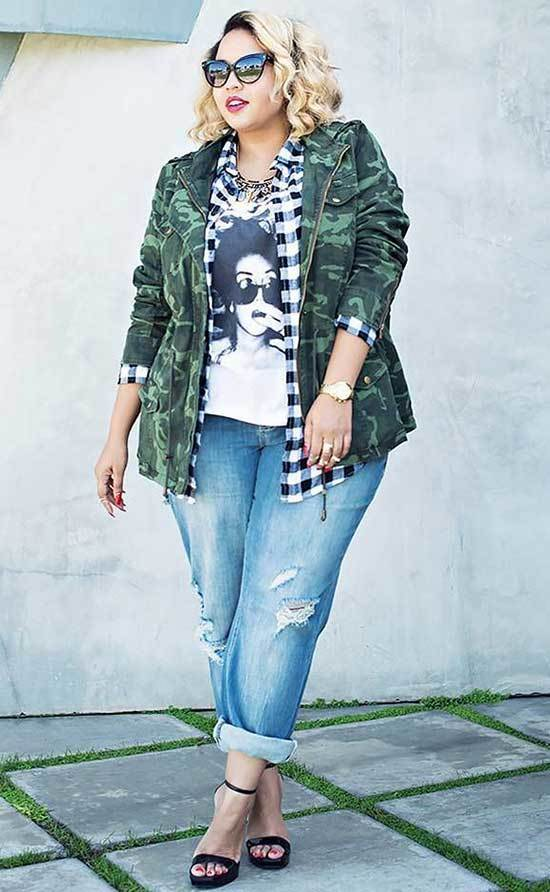 Street Style for Plus Size