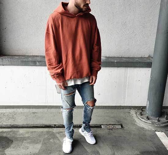Street Wear Swag Outfits for Guys
